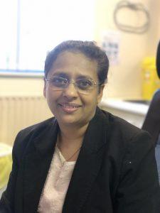 Dr Brin Ravichandran